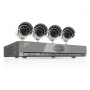 SVAT CV502-4CH-001 Video Surveillance System